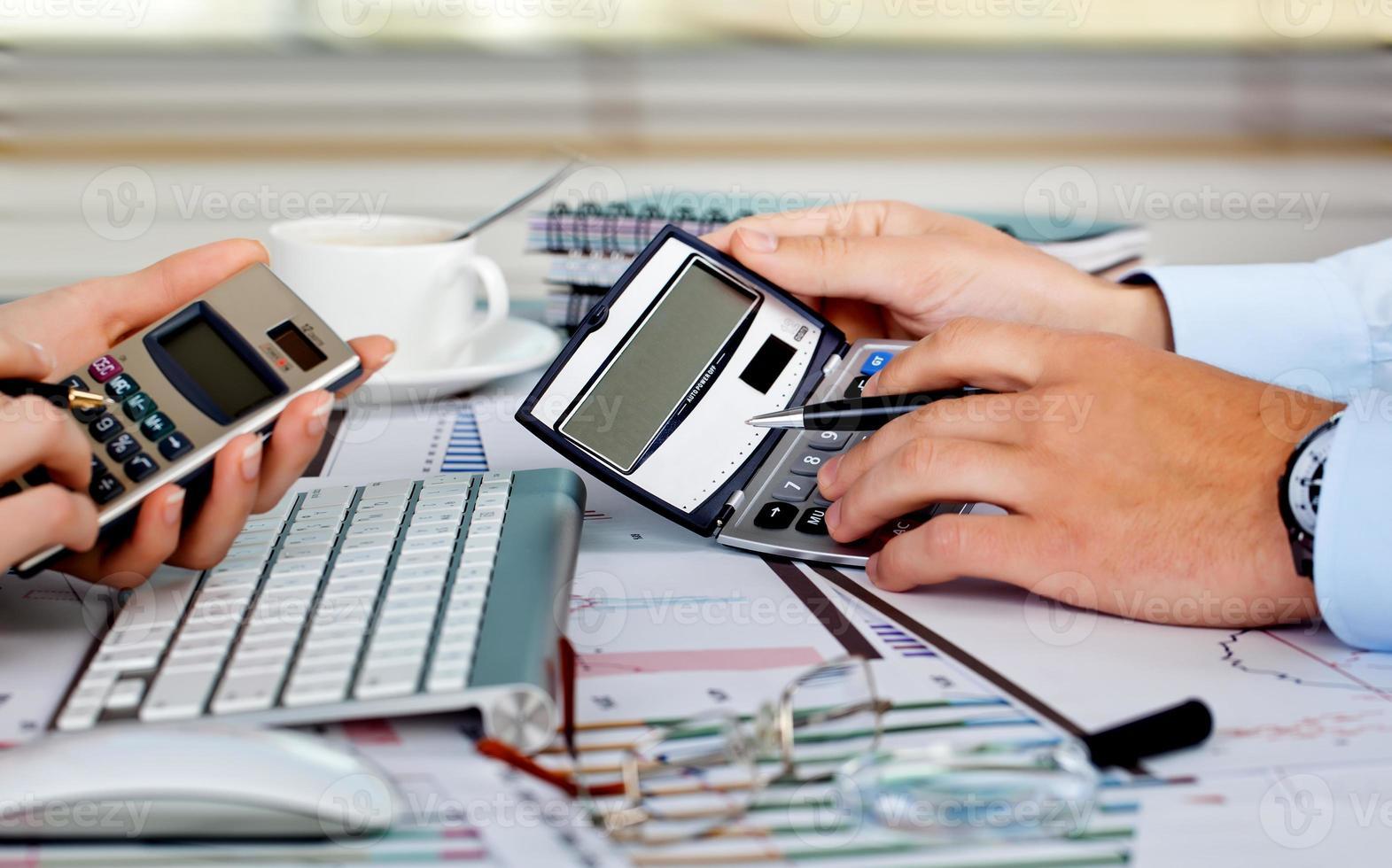 contabilidade empresarial foto