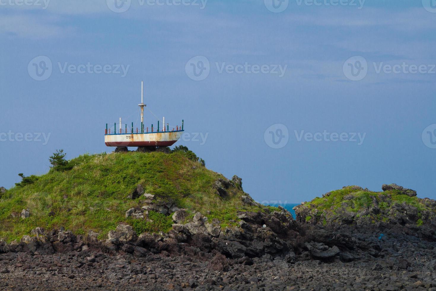 ilha de jeju, coreia do sul foto