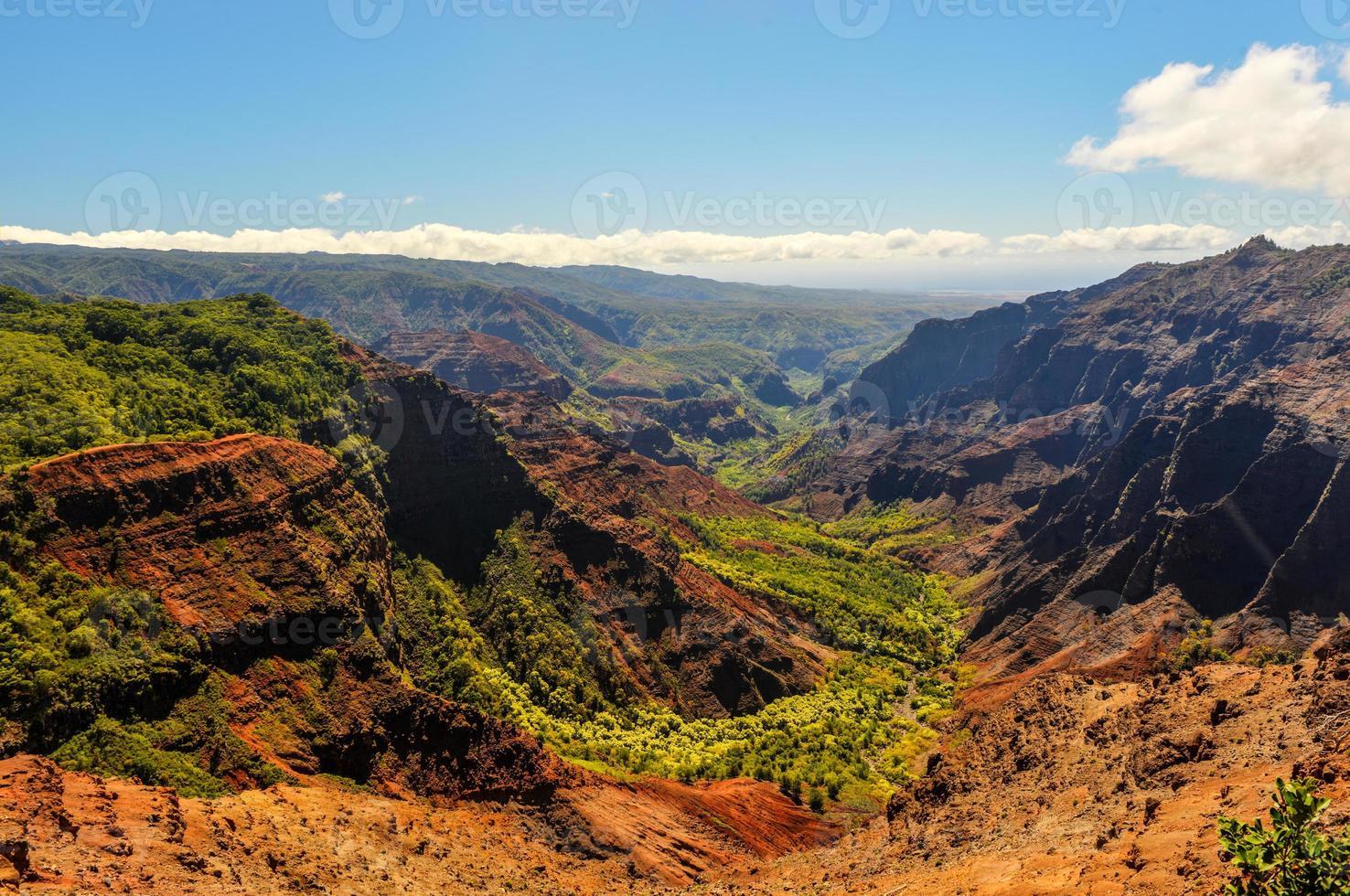 puu hinahina, kauai havaí foto
