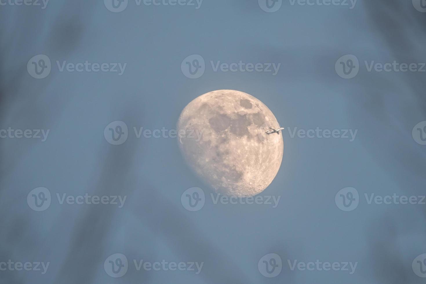 a lua foto