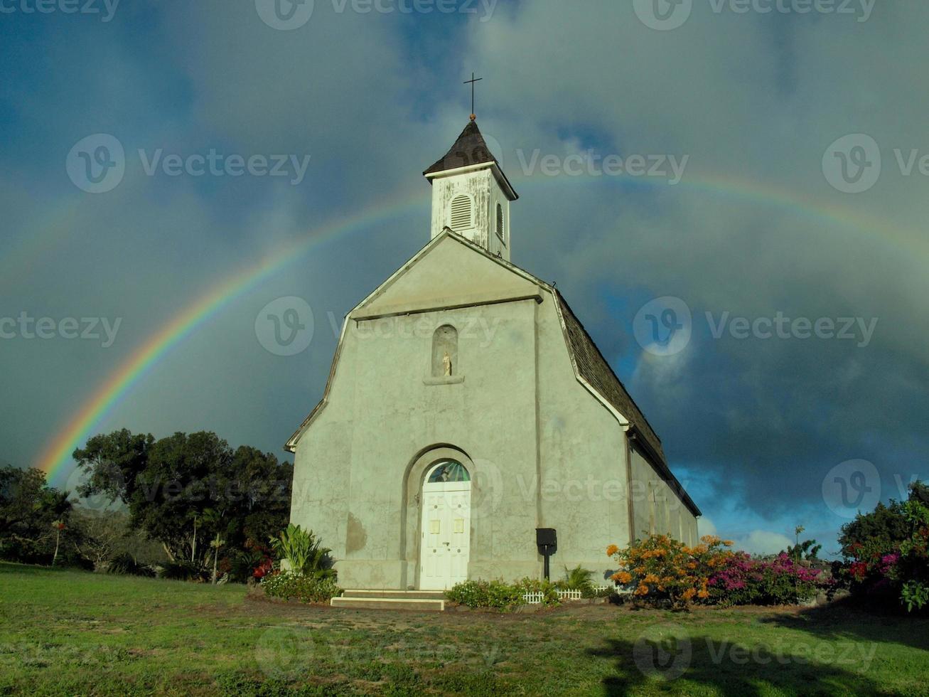 a igreja em kaupo foto
