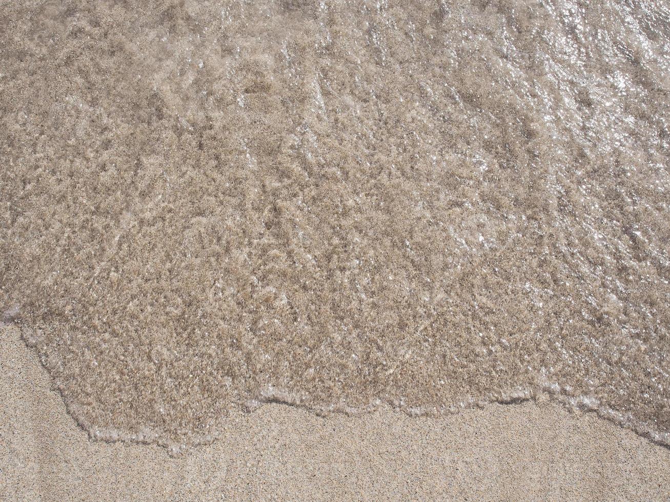 onda da praia de waikiki foto