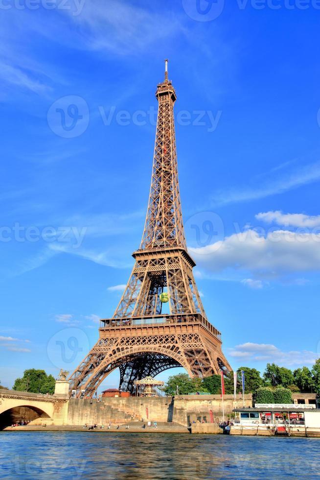 torre eiffel, paris foto