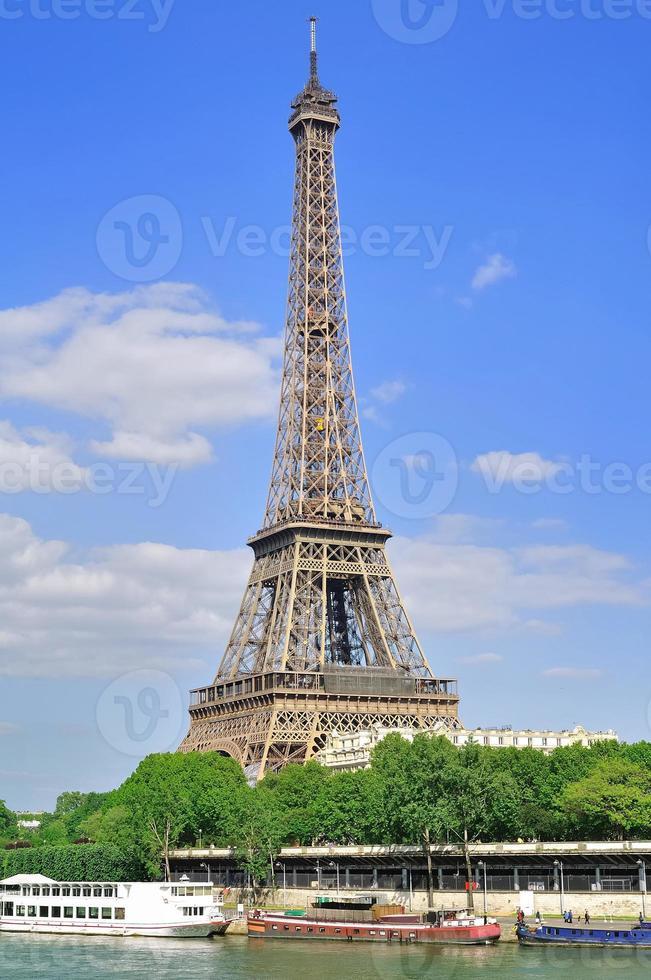 torre eiffel (paris) foto