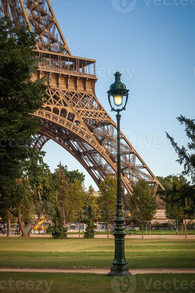 excursão eiffel, paris foto