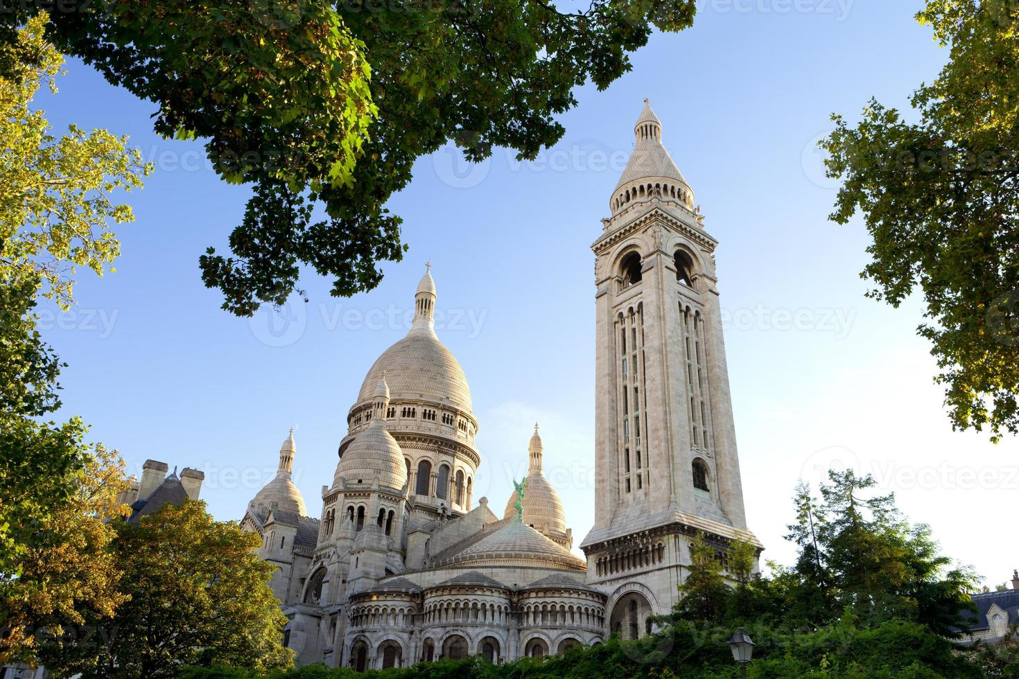 Sacre Coeur - Paris foto