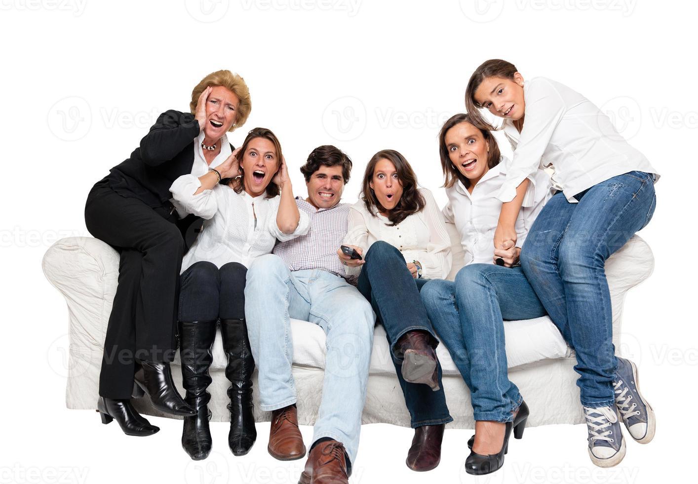 audiência nervosa da tv foto