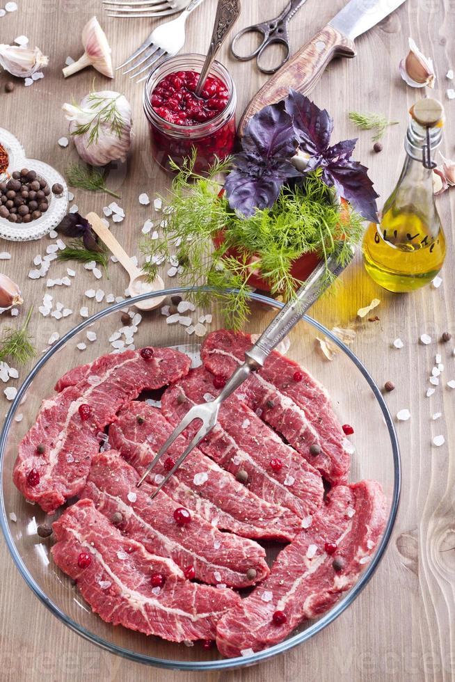 carne de mármore foto