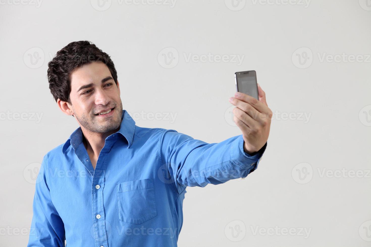 auto-retrato foto