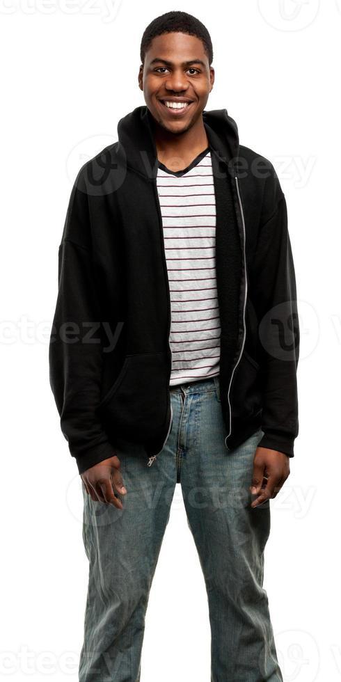 jovem retrato masculino foto