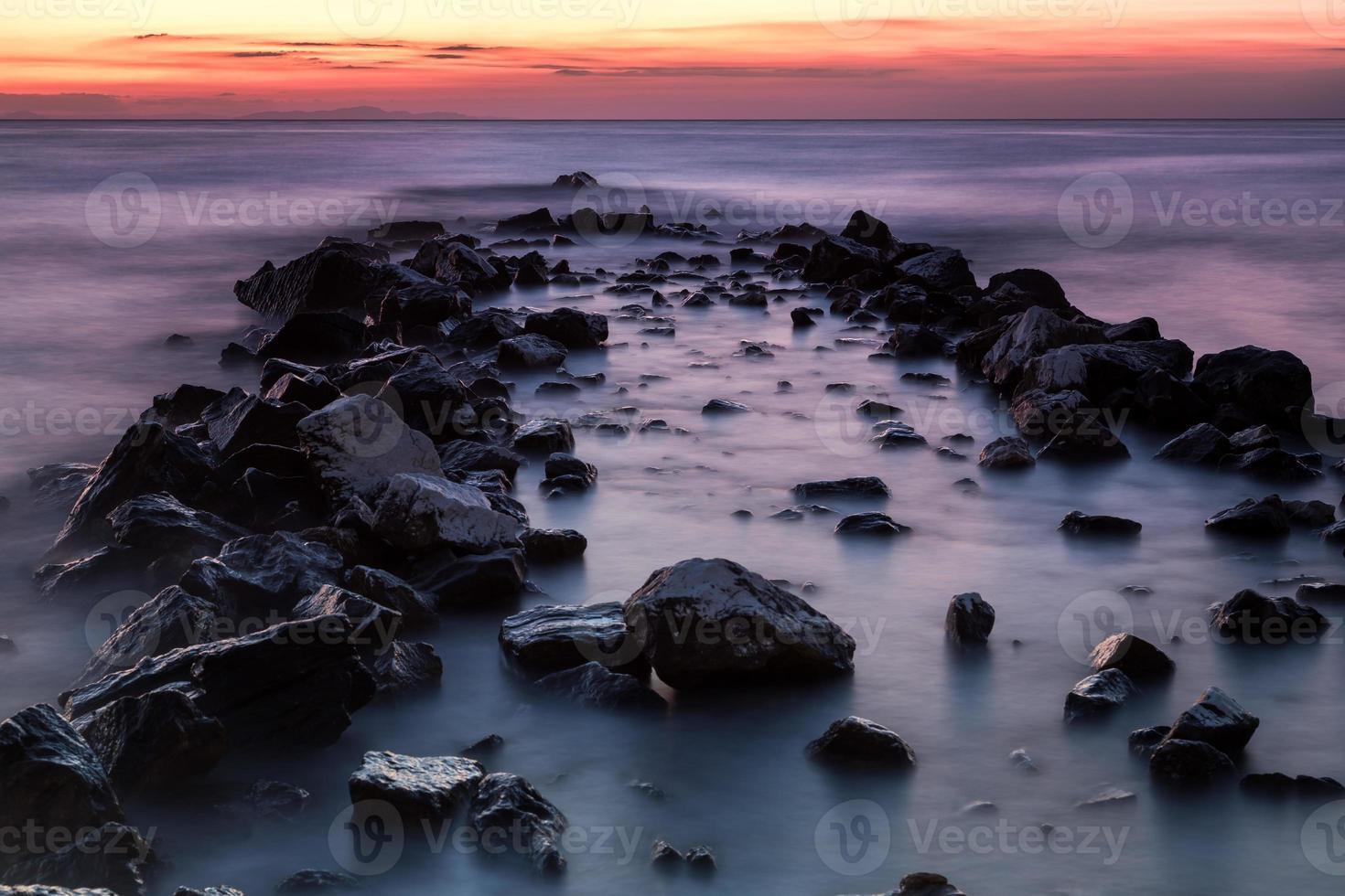 ilhas do mar mediterrâneo foto