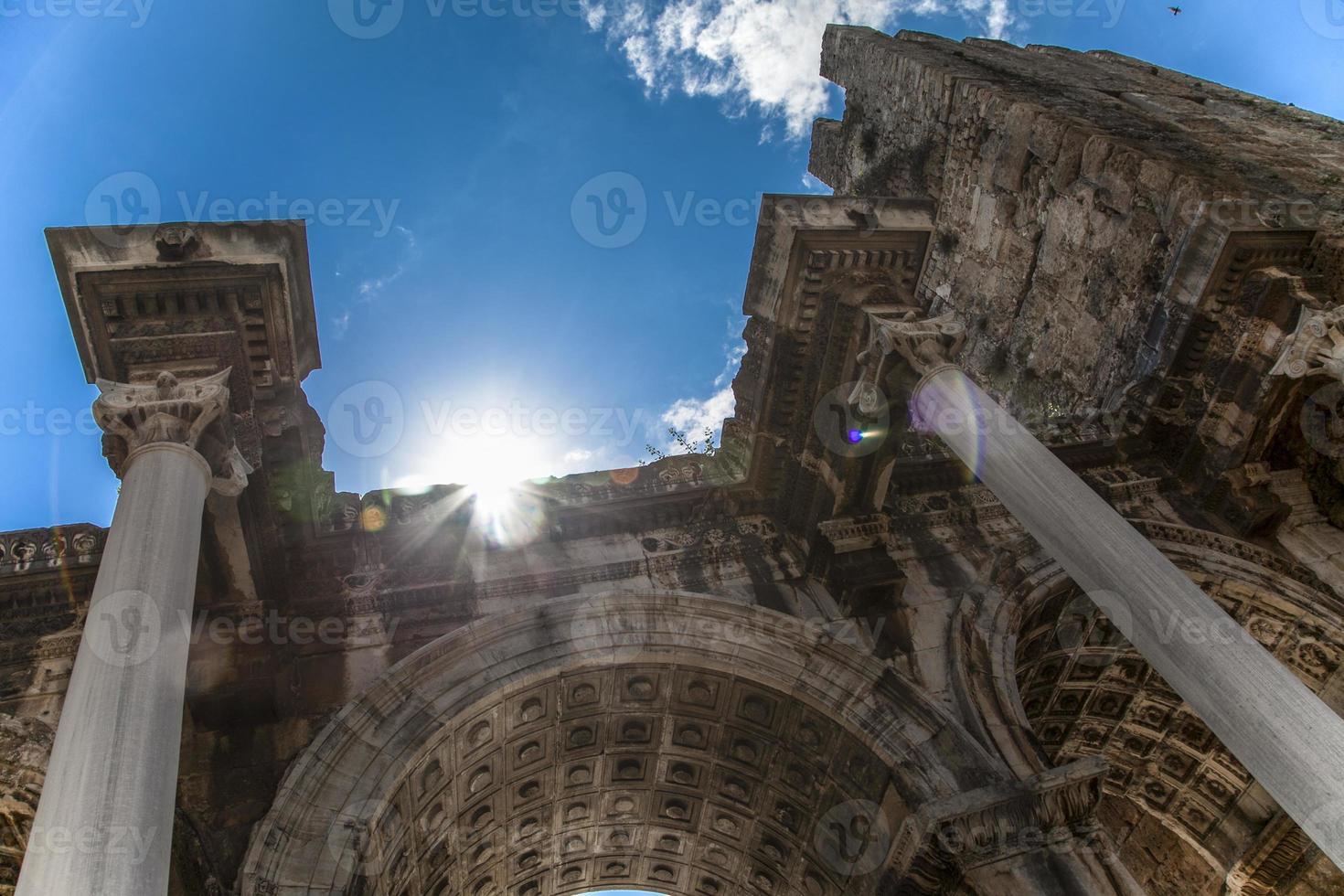 portão de hadrian foto