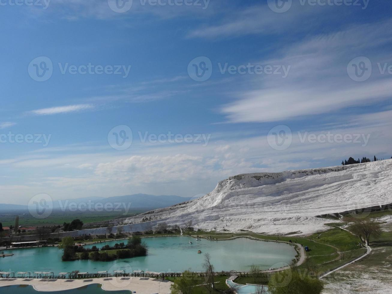 Pamukkale, Turquia foto
