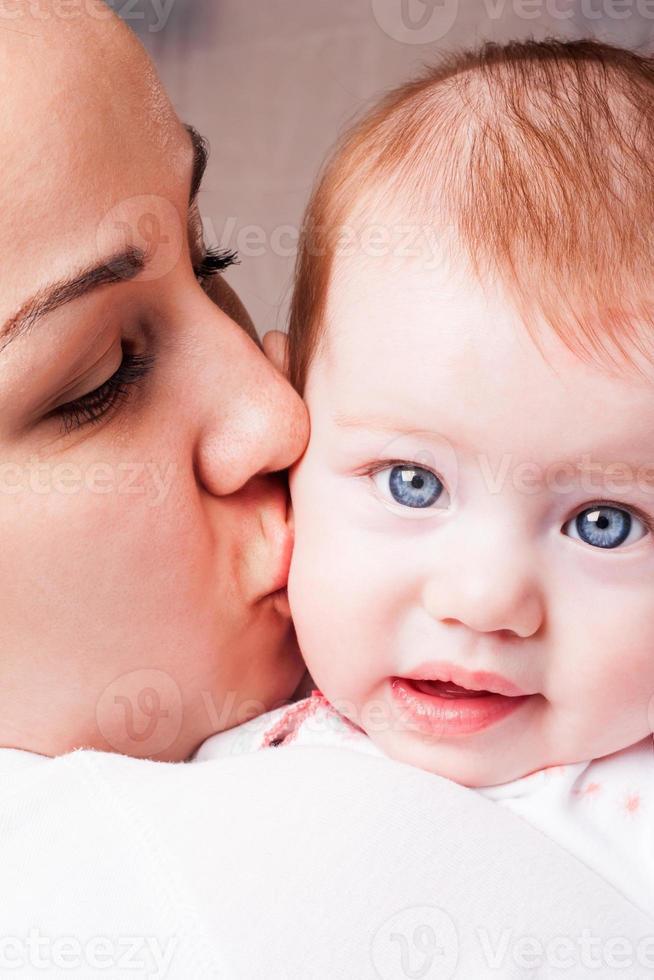 beije mãe foto