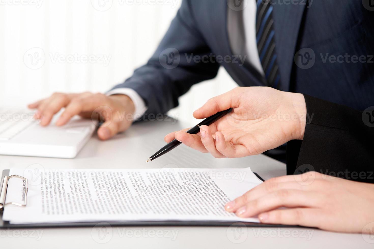 contrato foto