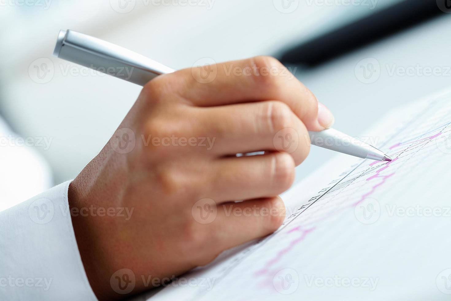 revisão escrita foto