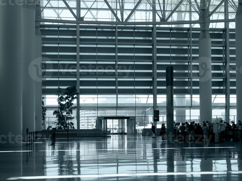 no aeroporto foto