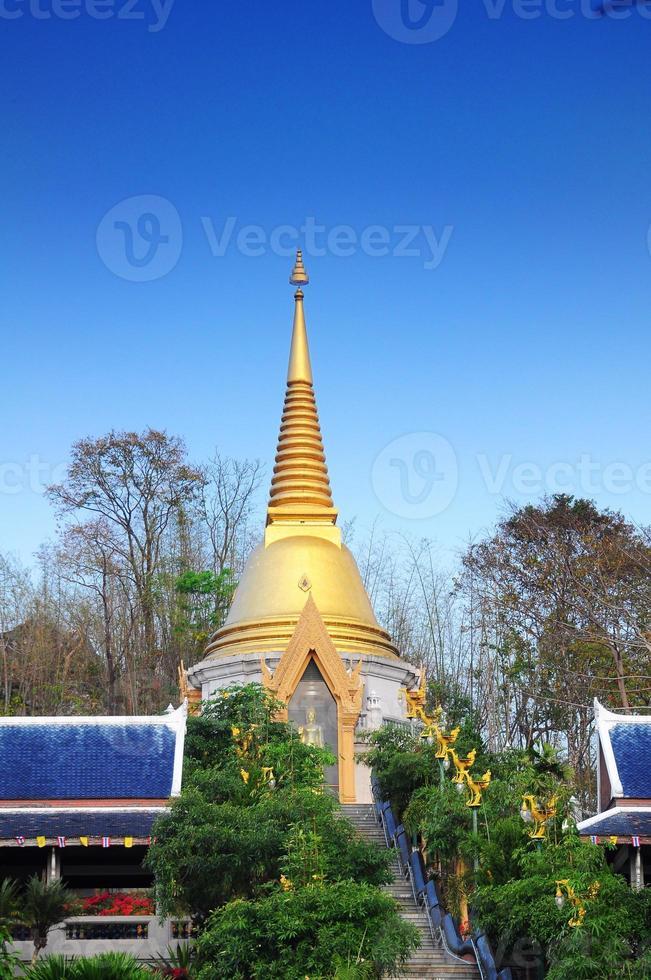 pagode de ouro foto