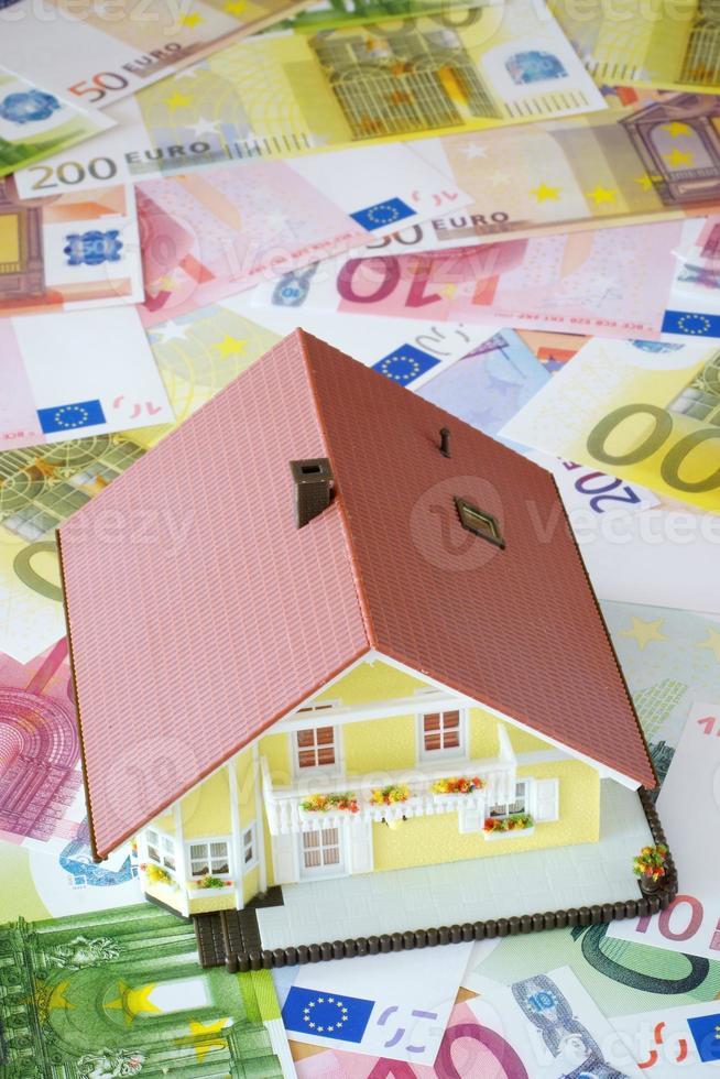 sua própria casa para financiar foto