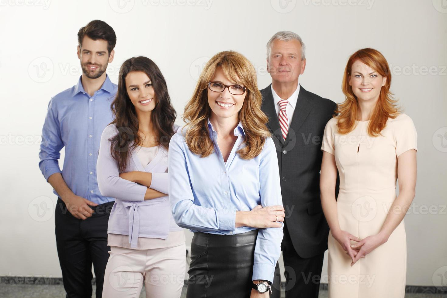 grupo empresarial foto