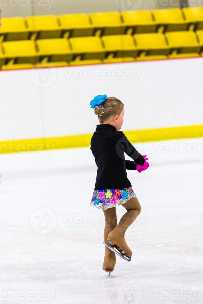patinação artística foto