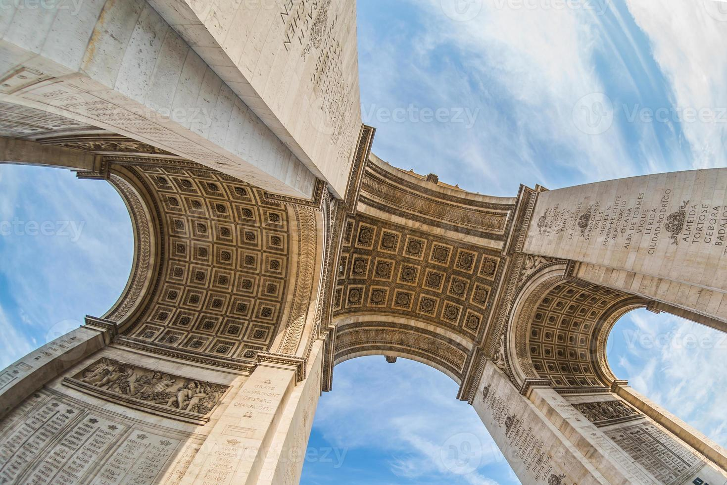 Arco do Triunfo foto