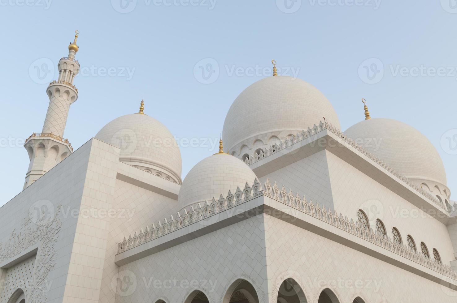 a grande Mesquita foto