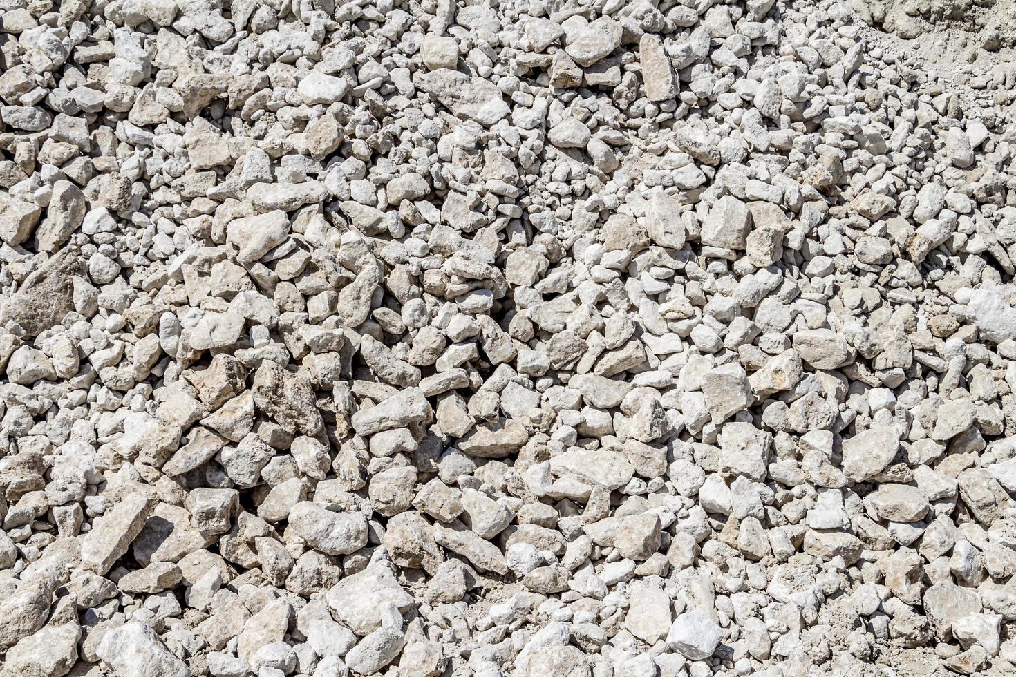 indústria de pedreira de limestonia, verão, ucrânia foto