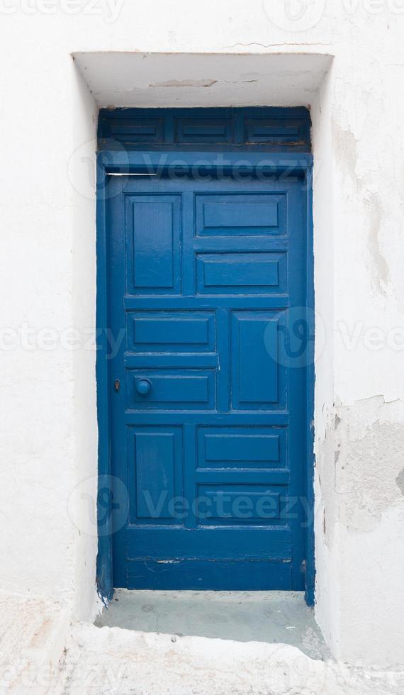 portas velhas foto