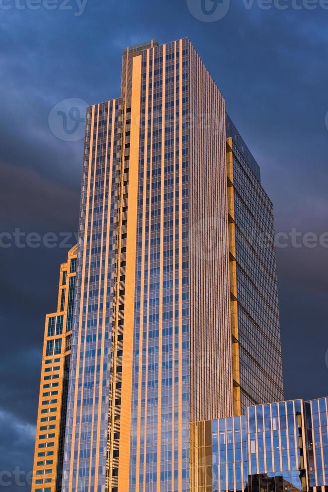 torre de escritórios foto