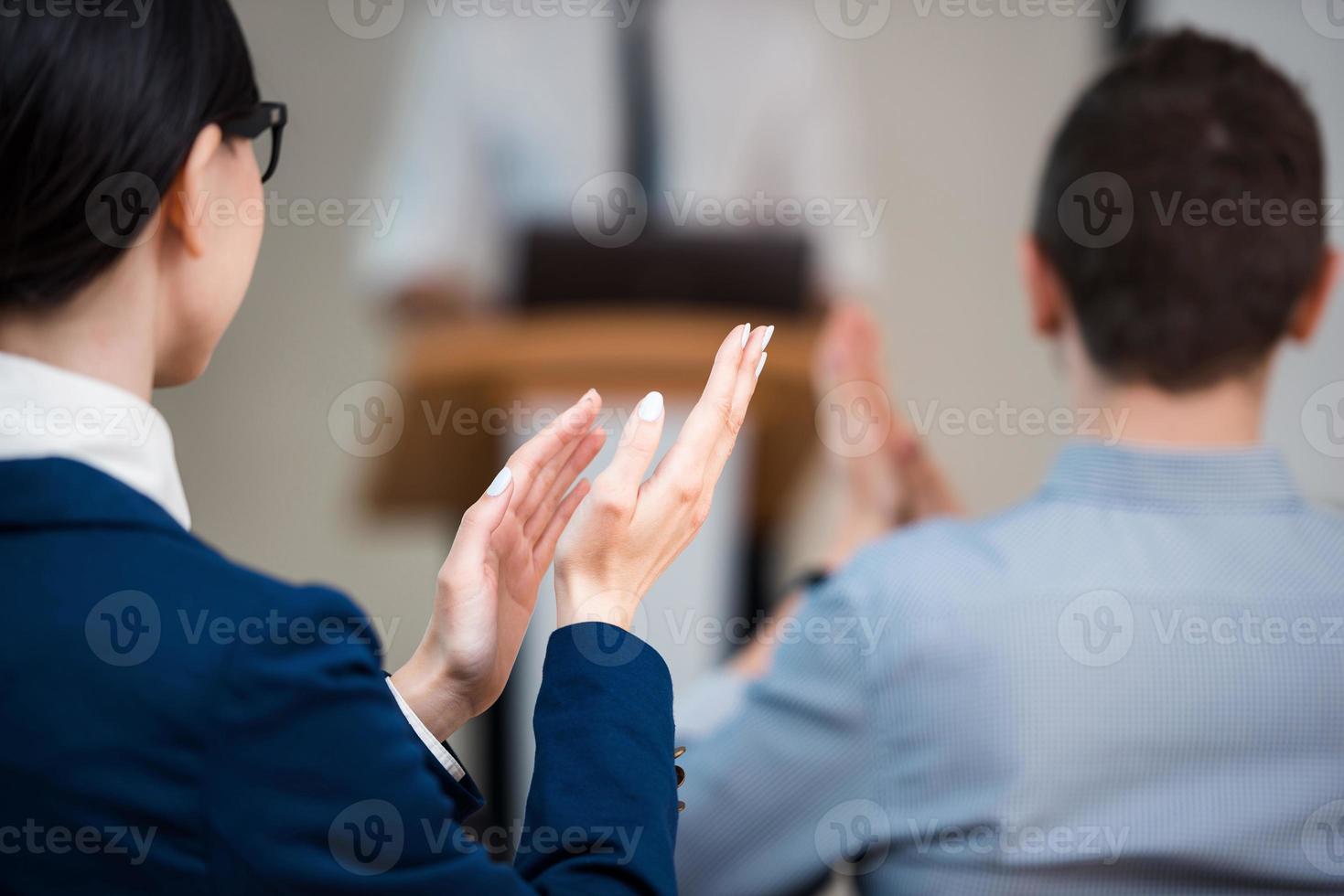 conceito para apresentação no seminário foto
