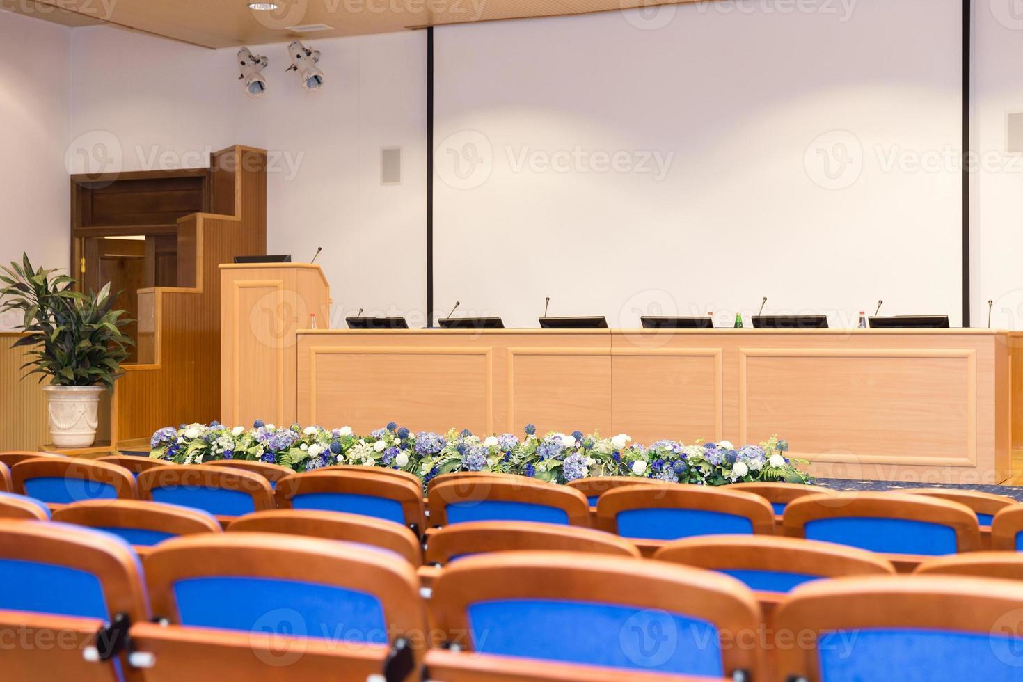 sala de conferência foto