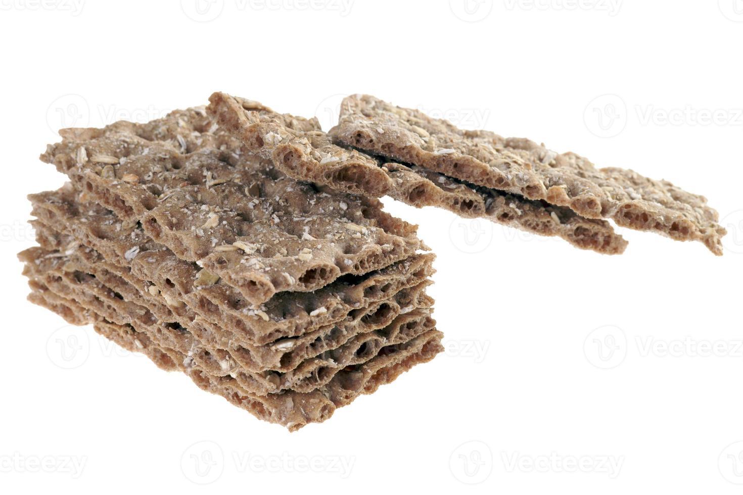 pão estaladiço foto