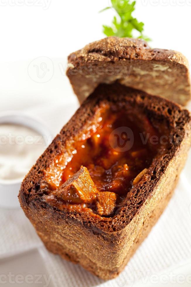 goulash de sopa foto