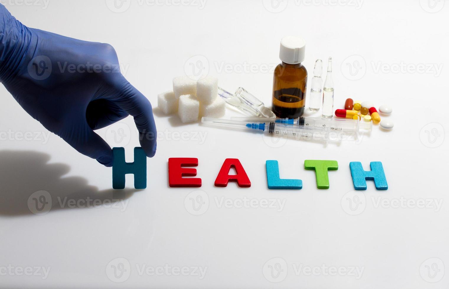 saúde foto
