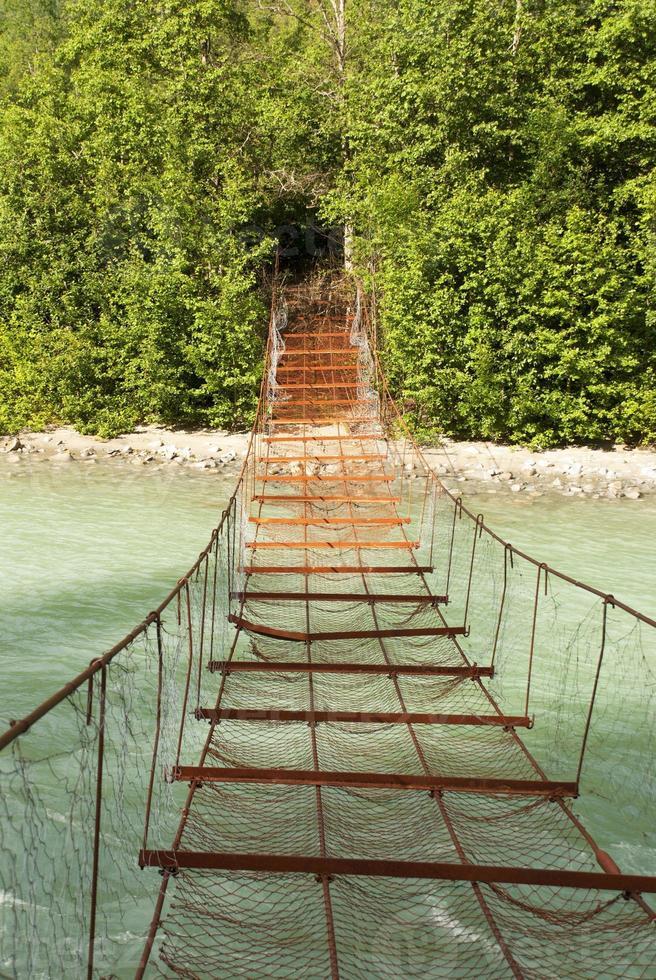 ponte enferrujada foto