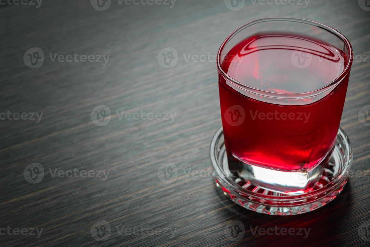 bebida doce foto