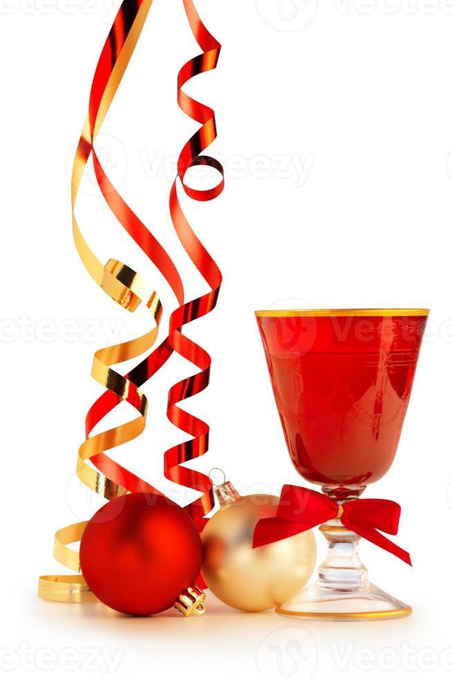 bebida festiva foto