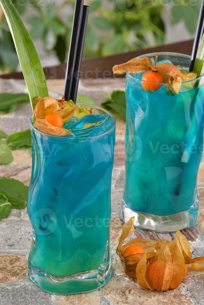 bebidas de coquetel. foto