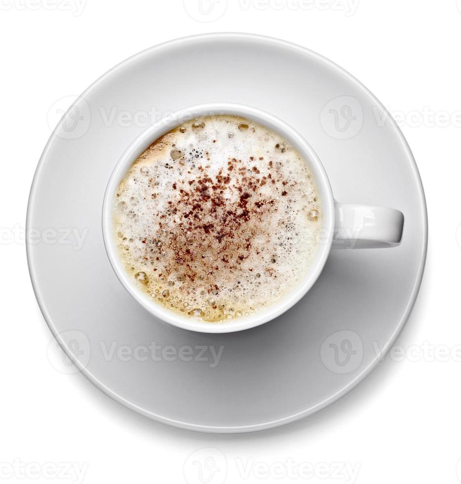 copo de café bebida foto