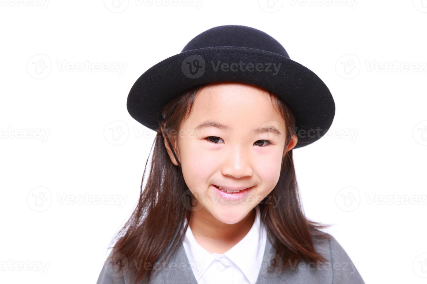 kindergartener japonês foto
