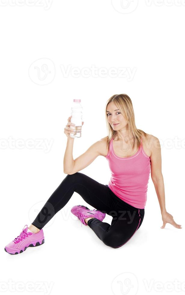 beber água foto