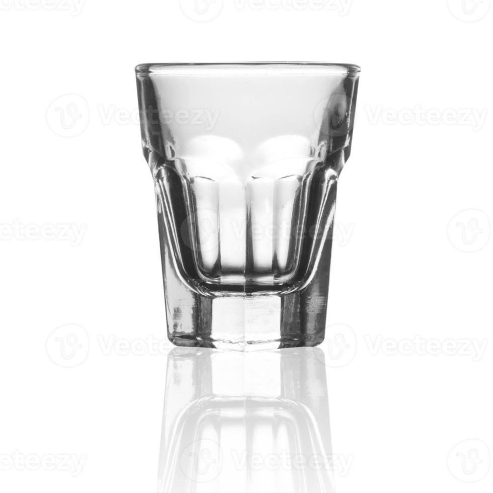 copo de copo vazio foto