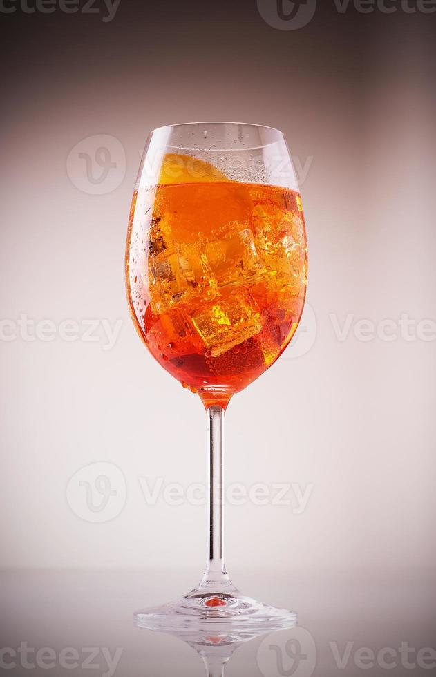 bebida leve exótica foto
