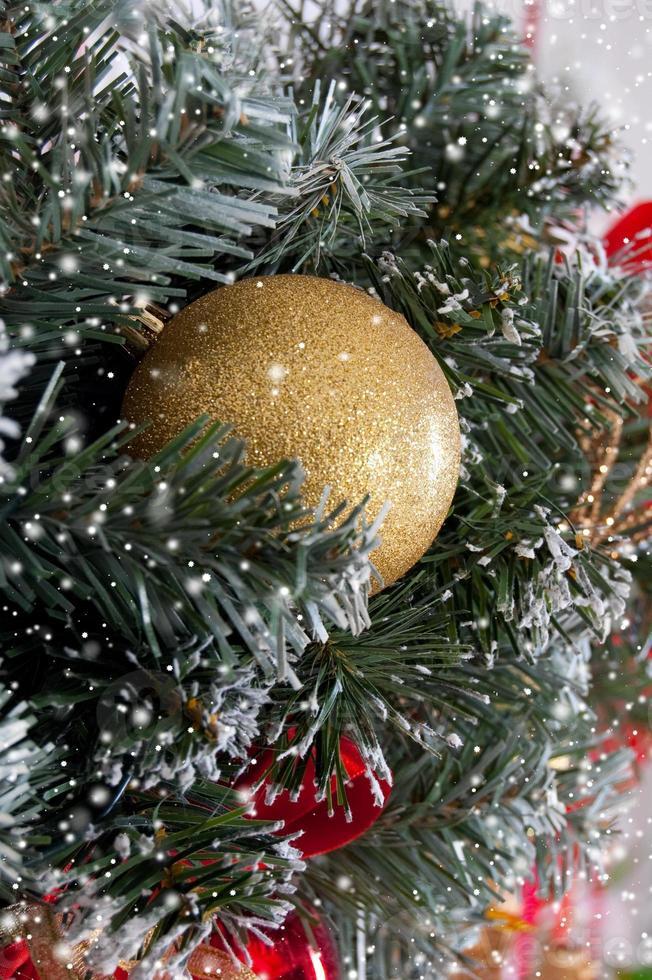 Decoração de Natal foto