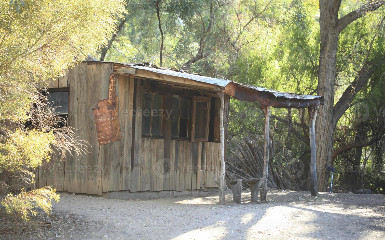 casa de madeira foto