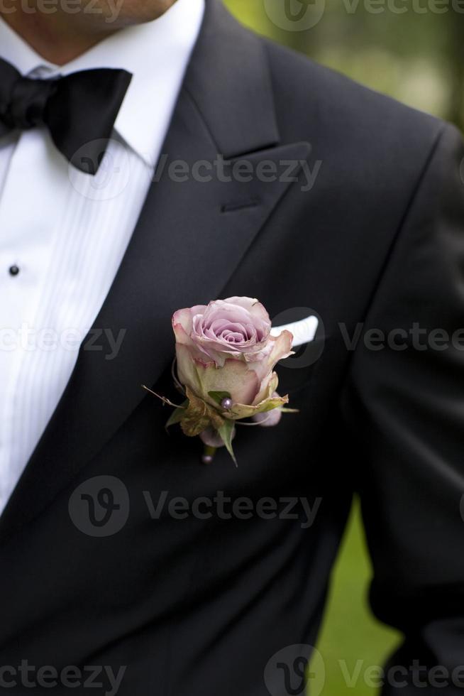 melhor homem flor foto