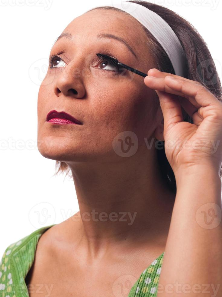 Maquiagem foto