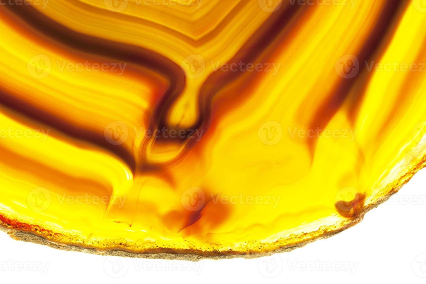 pedra preciosa ágata close-up foto