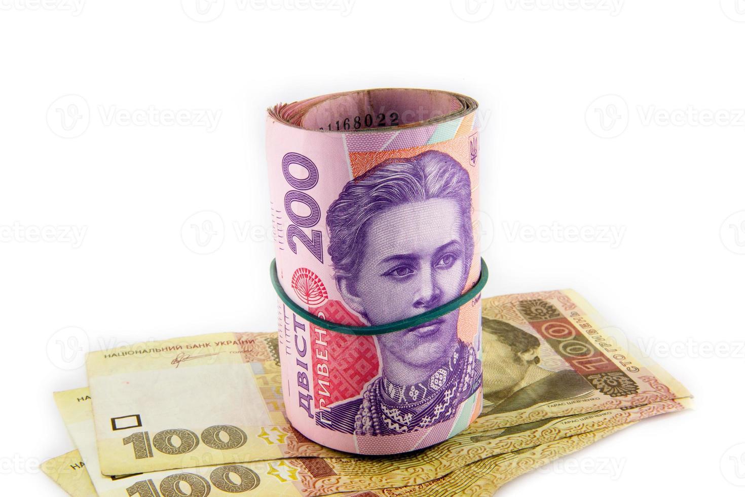 hryvnia ucraniano fechar-se foto